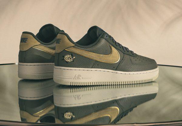 Nike Air Force 1 Lux tortue verte (1)