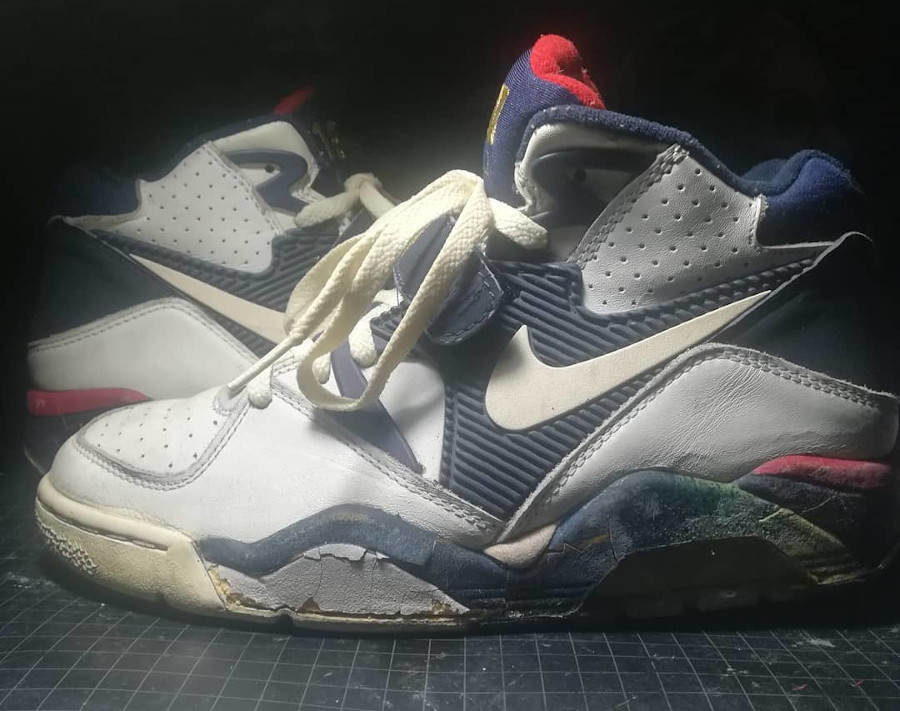 Nike Air Force 180 OG Olympic Dream Team 1992 (Charles Barkley)
