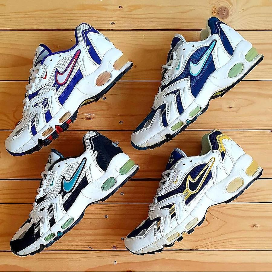 Nike Air Max 96 II OG Mystic Teal (1996 vintage)