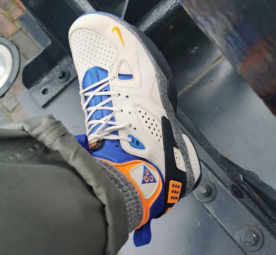 Nike Air Mowabb OG Rattan 21 on feet (2)