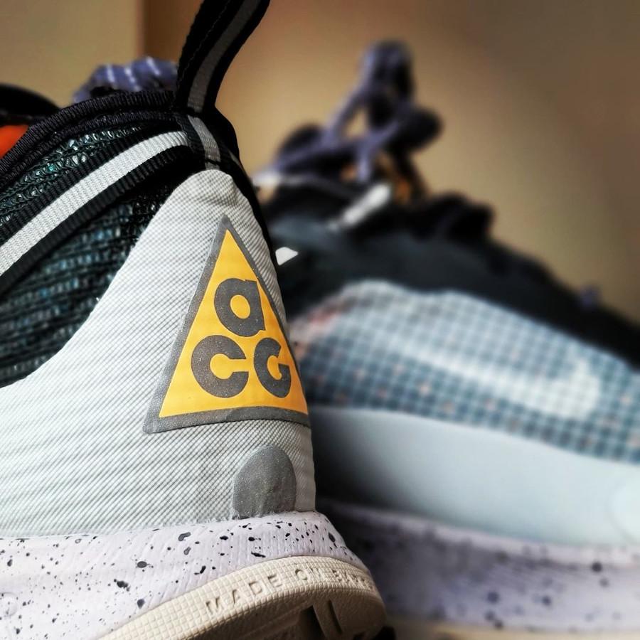 Nike Air Nasu II grise argent métallique (2-1)