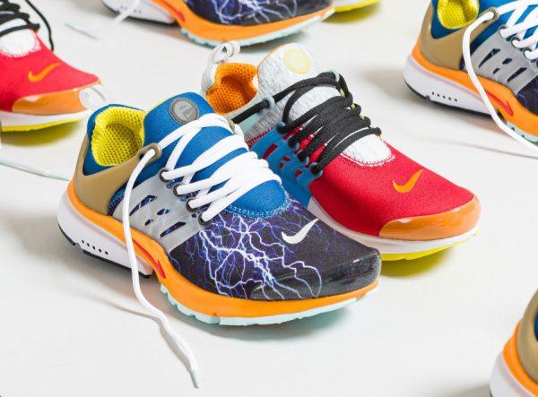 Nike Air Presto QS Multicolor Storm What the Presto