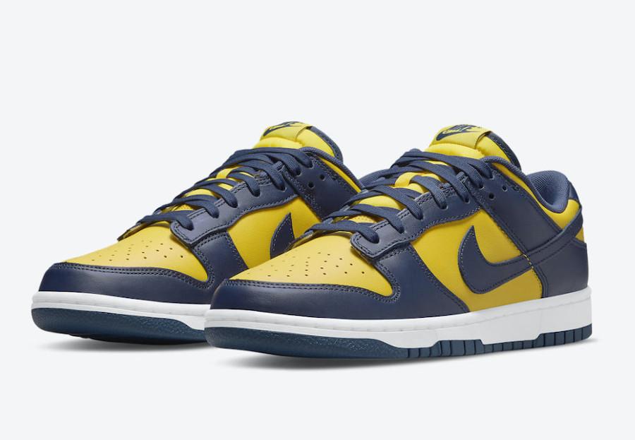 Nike-Dunk-Low-Michigan-DD1391-700-Release-date-de-sortie
