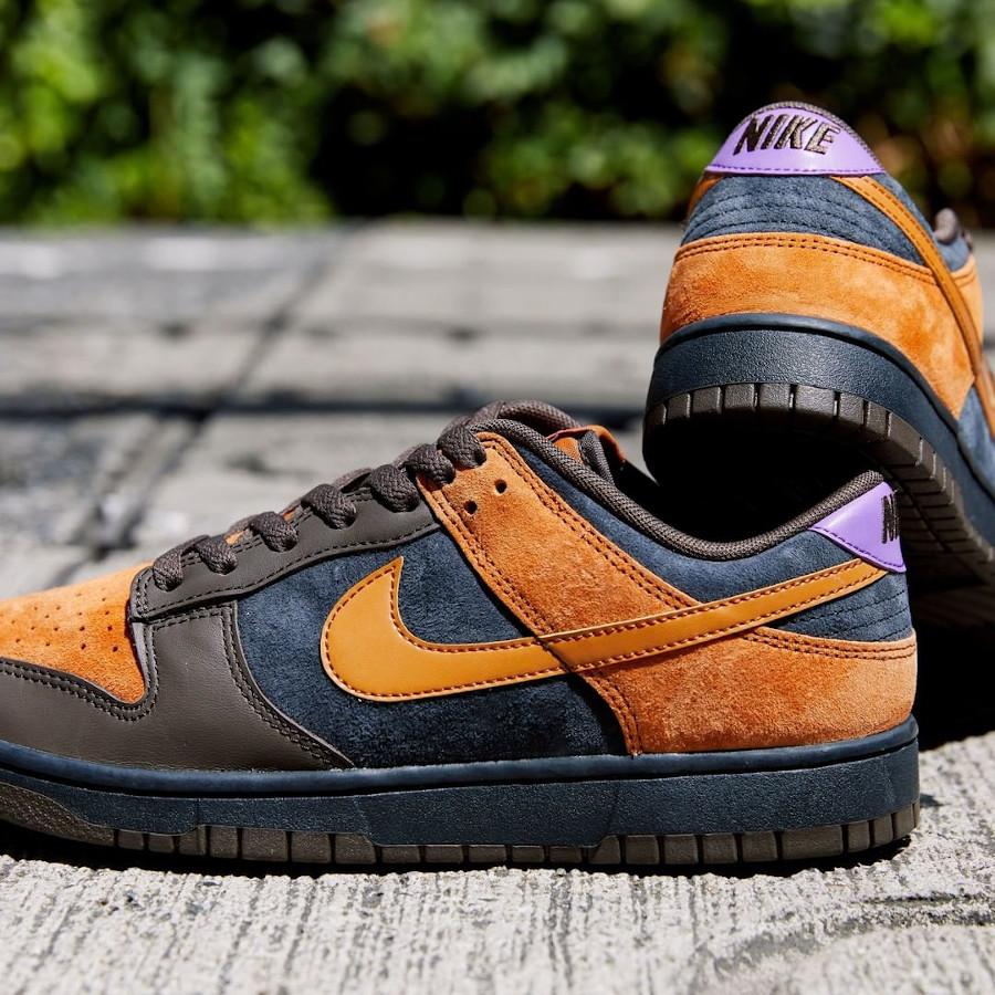 Nike Dunk Low Retro PRM Cider Dark Chocolate DH0601-001