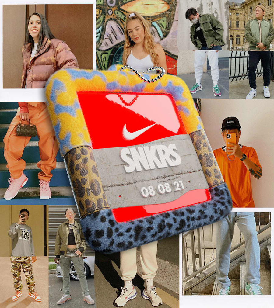 Nike Sneakrs Day 080821