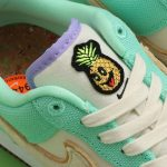 Nike Wmns Air Force 1 '07 Lux Happy Pineapple 'Green Glow'