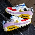 Nike Wmns Air Max 90 Patchwork Multicolor 2021