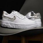 Nike Wmns AF1 Pixel SE 'Zebra'