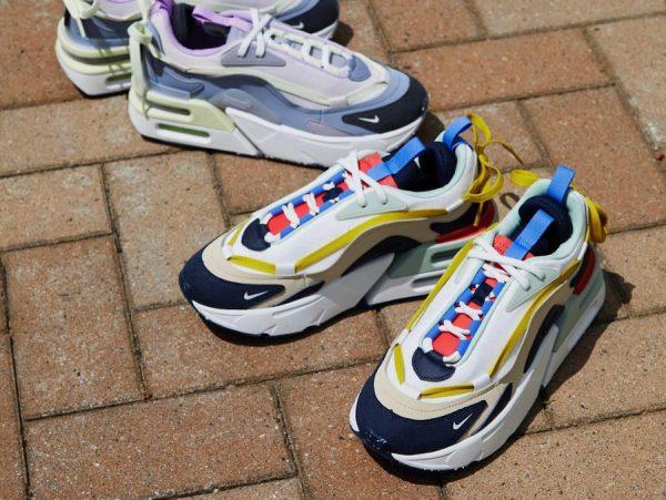 Nike Wmns Air Max Furyosa Multicolor Pastel Rattan Ashen Slate