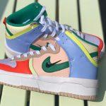 Nike Dunk High Rebel Pastels 'Cashmere'