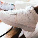 Nike Wmns Dunk High Up Summit White