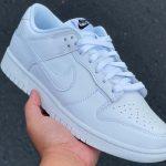 Nike Wmns Dunk Low Triple White