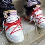 """La collection Off White x Nike Dunk Low """"The 50"""" : comment marche l'accès exclusif ?"""