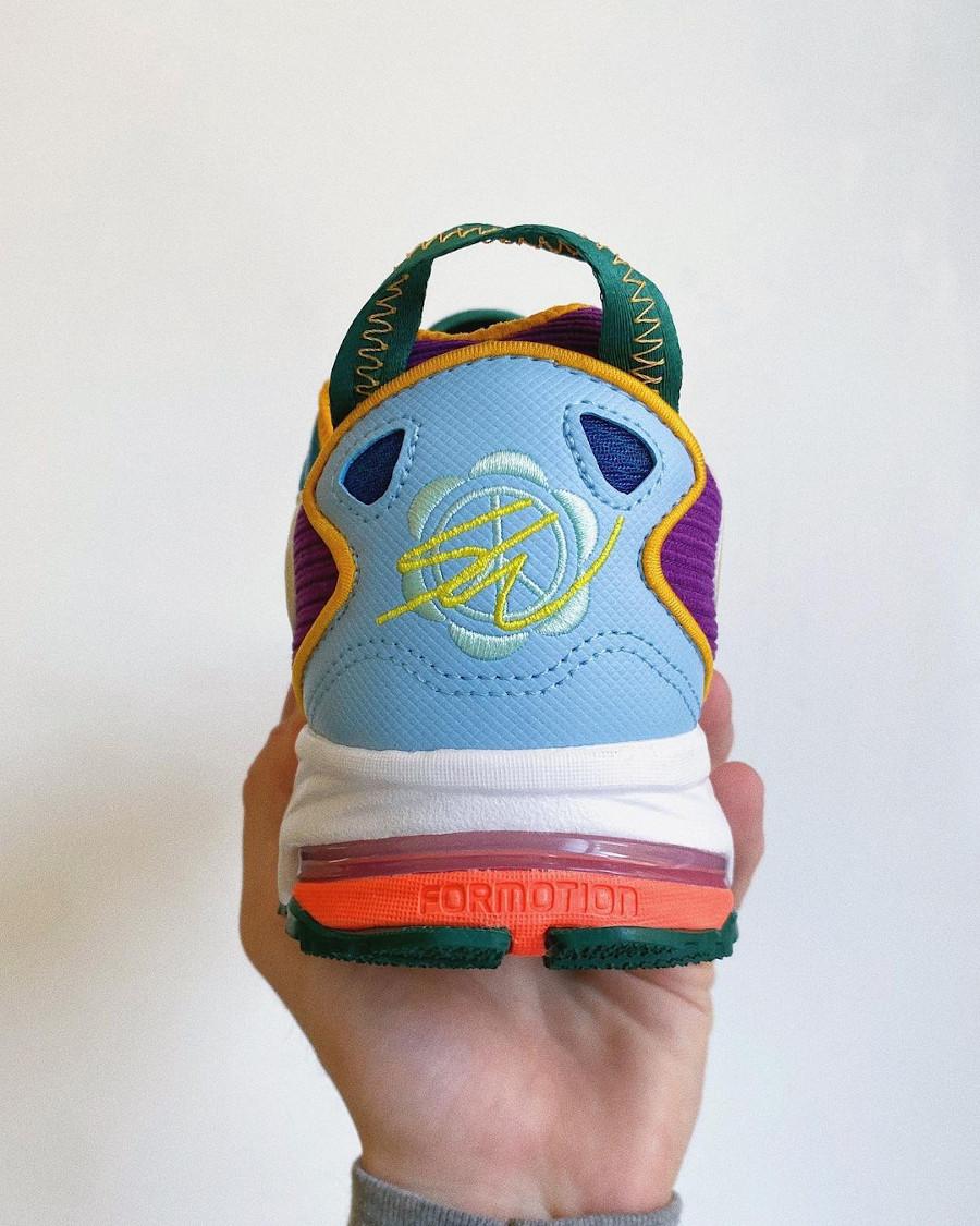 Adidas Super Turf en velours multicolore (2)