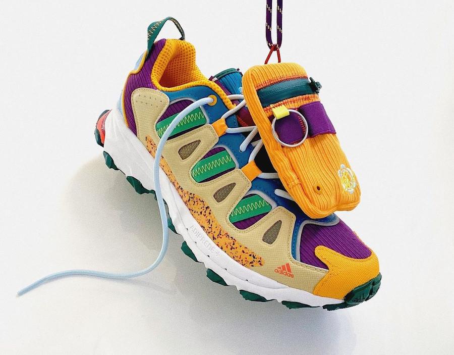 Adidas Super Turf en velours multicolore (4)