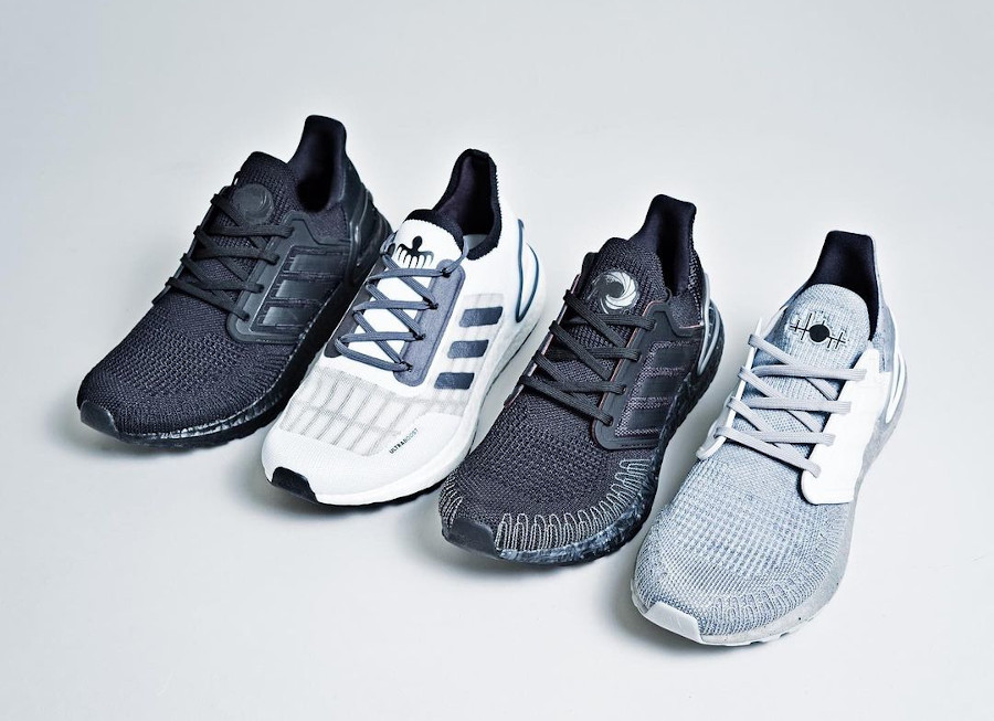 Adidas x James Bond 007 UltraBoost 20 No Time To Die