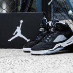 Air Jordan 5 'Oreo' Moonlight Retro 2021