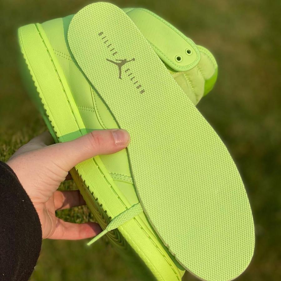 Air Jordan One KO blōhsh vert fluo (2)