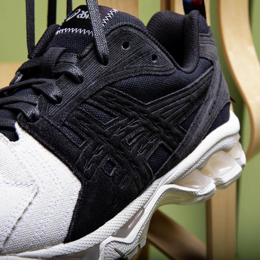 Asics Gel Kayano 14 noir et beige (4)