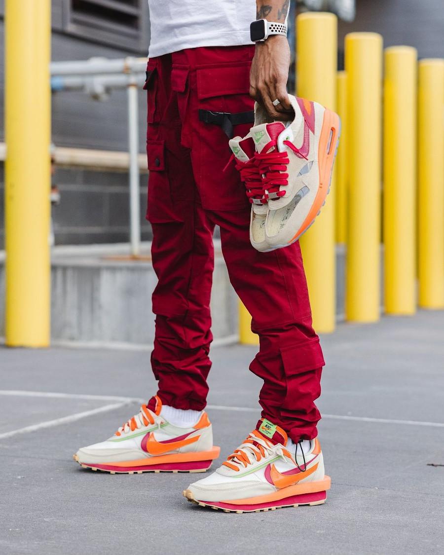 Chitose Abe x Edison Chen x Nike LD Waffle @215shooter