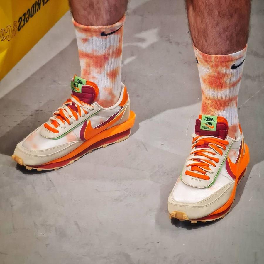 Chitose Abe x Edison Chen x Nike LD Waffle @_sneakerteacher