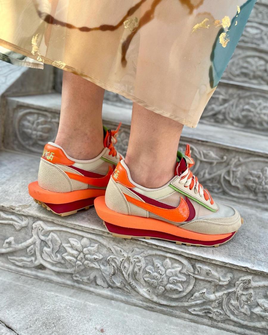 Chitose Abe x Edison Chen x Nike LD Waffle @aaaaaska1121