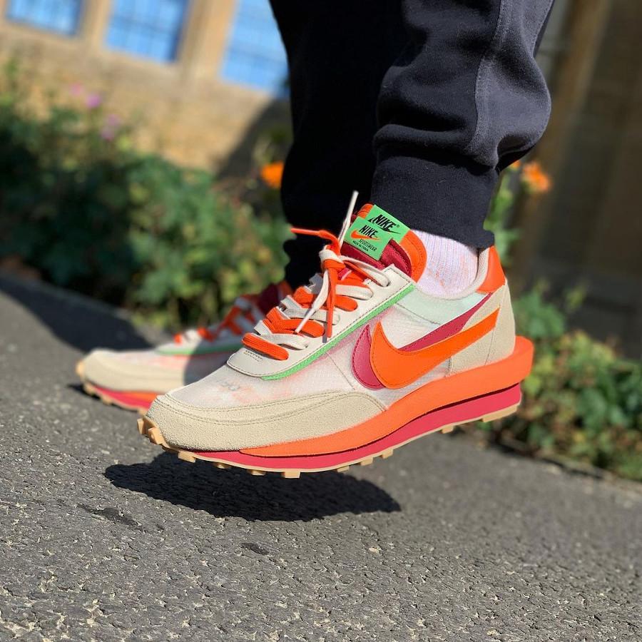 Chitose Abe x Edison Chen x Nike LD Waffle @charside
