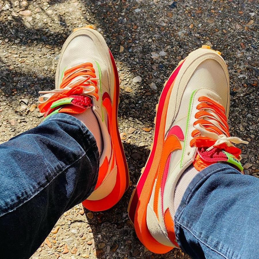 Chitose Abe x Edison Chen x Nike LD Waffle @dazpc