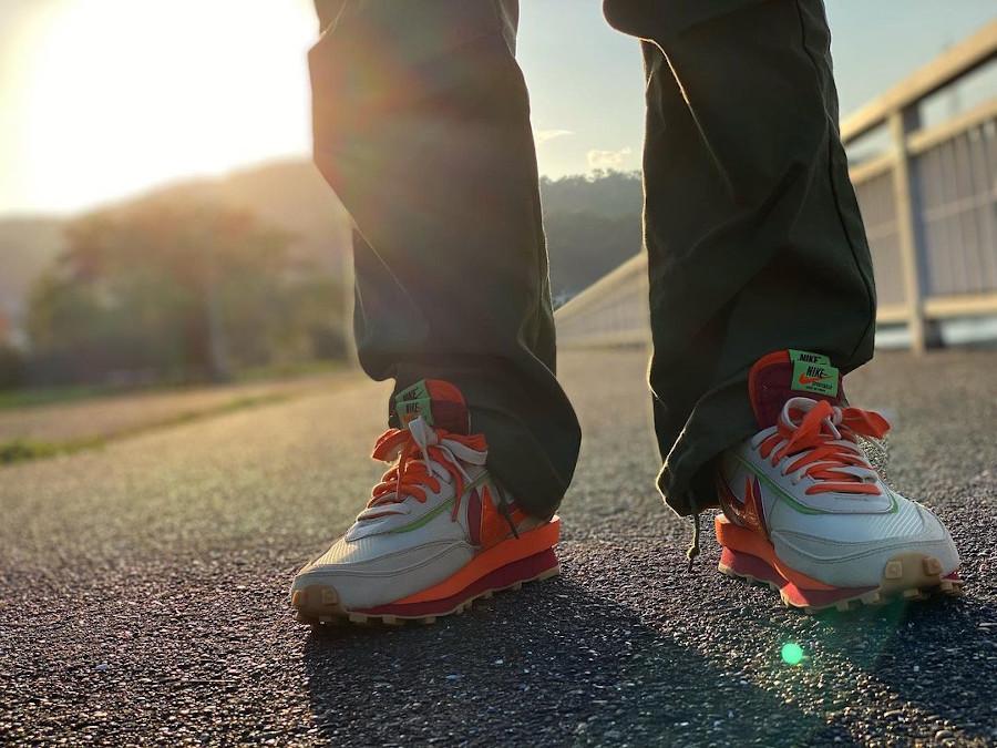 Chitose Abe x Edison Chen x Nike LD Waffle @hironao96