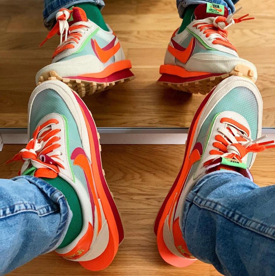 Chitose Abe x Edison Chen x Nike LD Waffle @jayempi