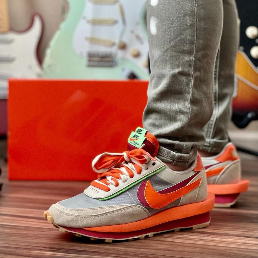 Chitose Abe x Edison Chen x Nike LD Waffle @longp