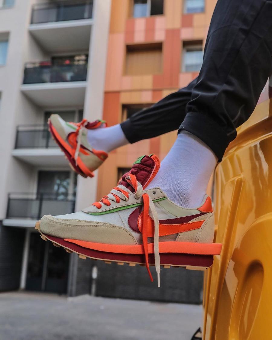 Chitose Abe x Edison Chen x Nike LD Waffle @miaousbarskdale