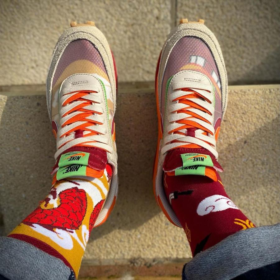 Chitose Abe x Edison Chen x Nike LD Waffle @mistr_zen