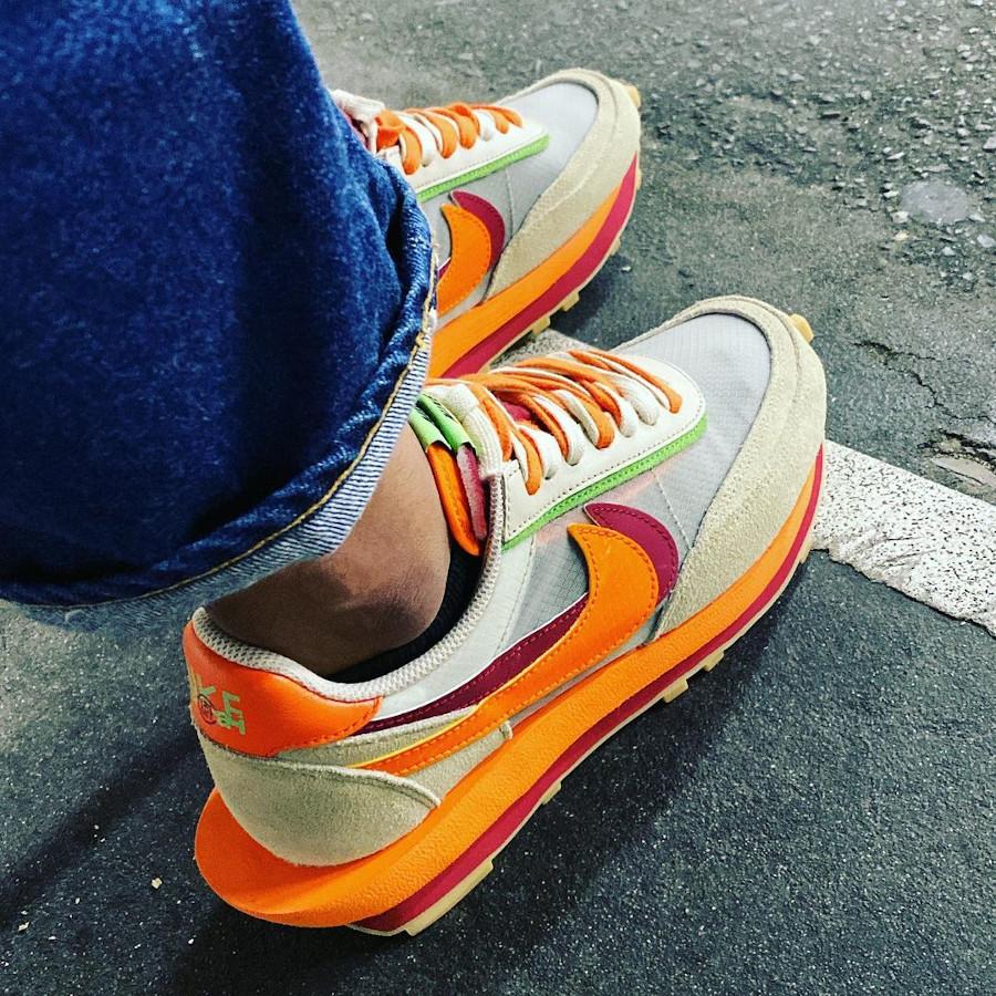 Chitose Abe x Edison Chen x Nike LD Waffle @taiseisadamichi24