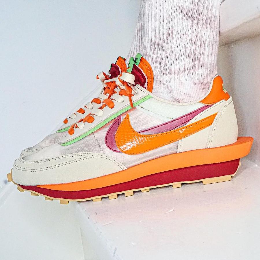 Chitose Abe x Edison Chen x Nike LD Waffle @tomasterrr