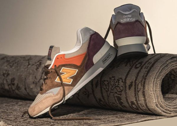 NB 577 M577DS 'Sand Grey' Desaturated Pack (made in UK)