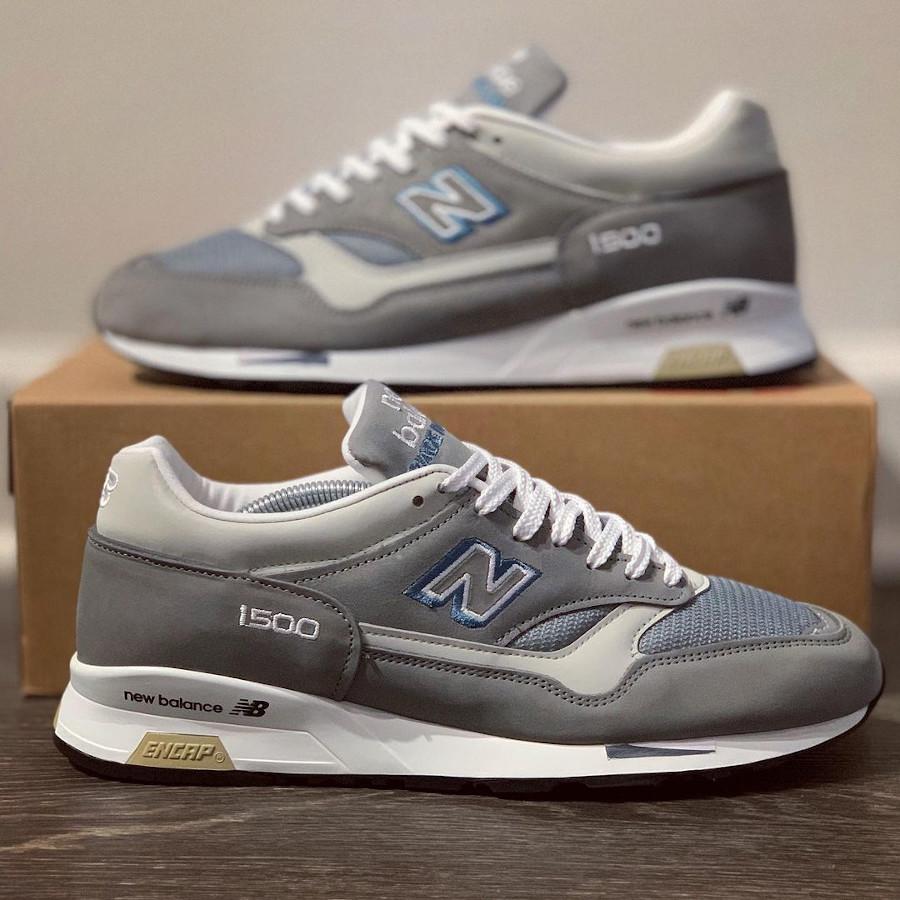 New Balance 1500 grise et bleu (1)