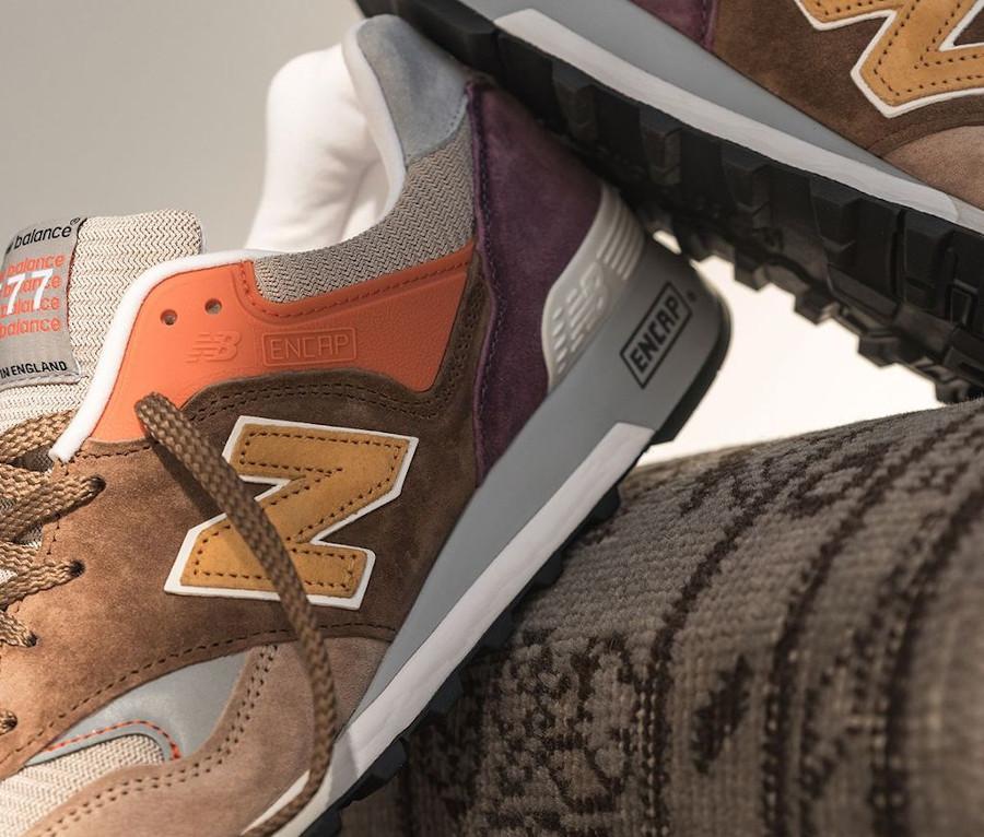 New-Balance-574-marron-beige-orange-et-violet-1