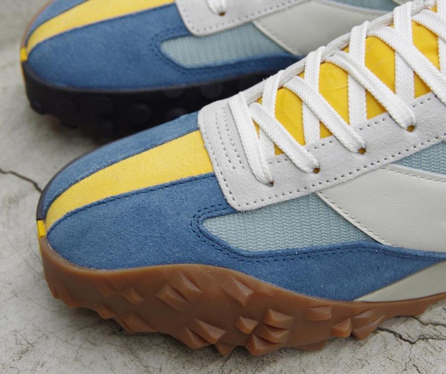 New Balance XC 72 bleu jaune et marron (5)