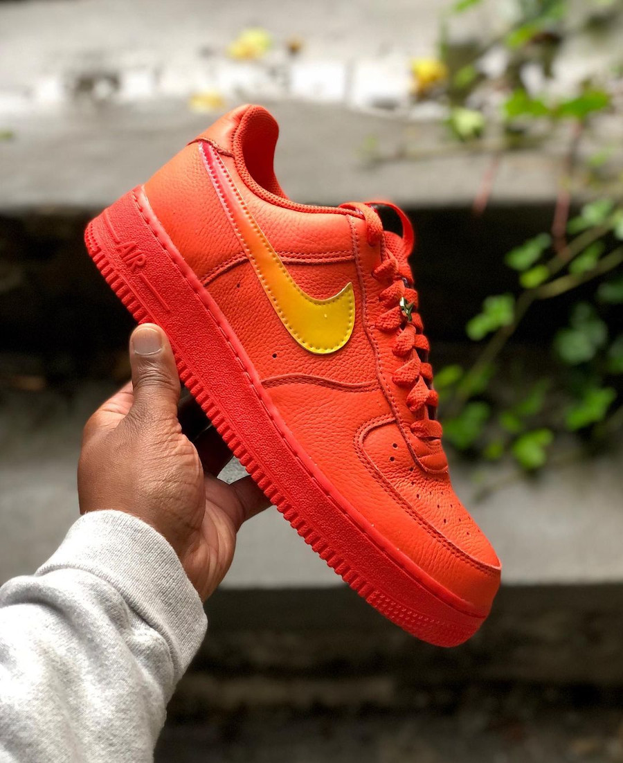Nike Air Force 1 ID 400 Degreez @regularolty