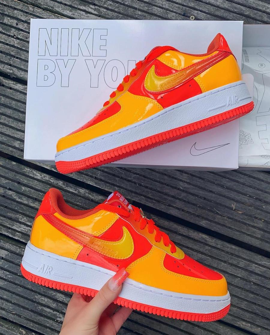 Nike Air Force 1 ID Sunrise
