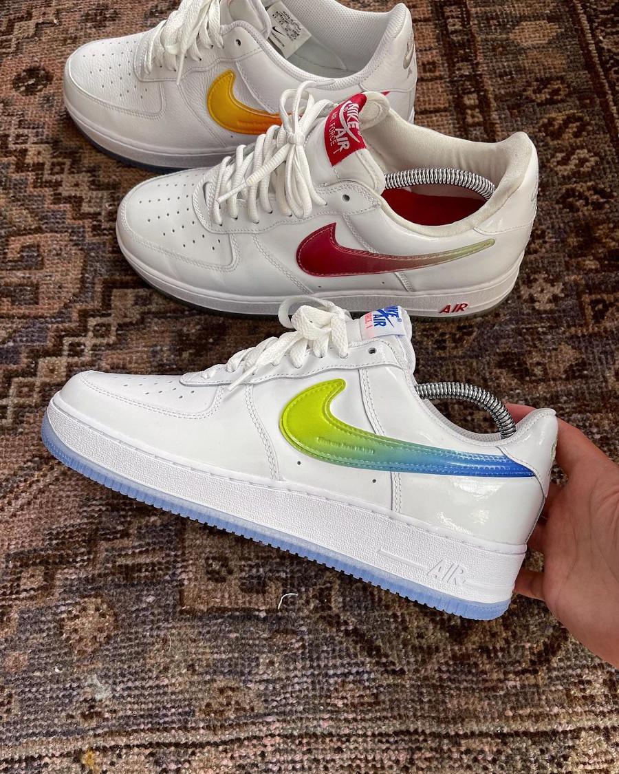 Nike Air Force 1 ID Taiwan