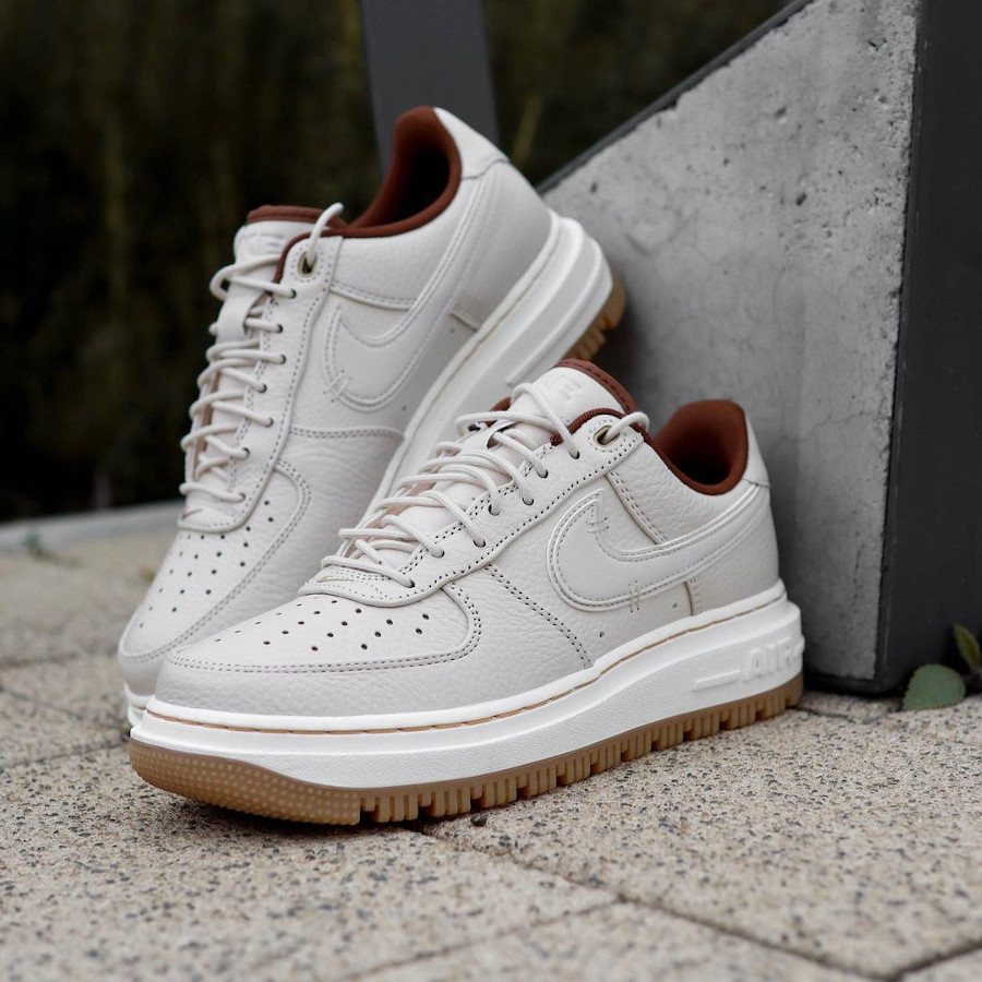 Nike Air Force 1 Lux City Boot beige (4)