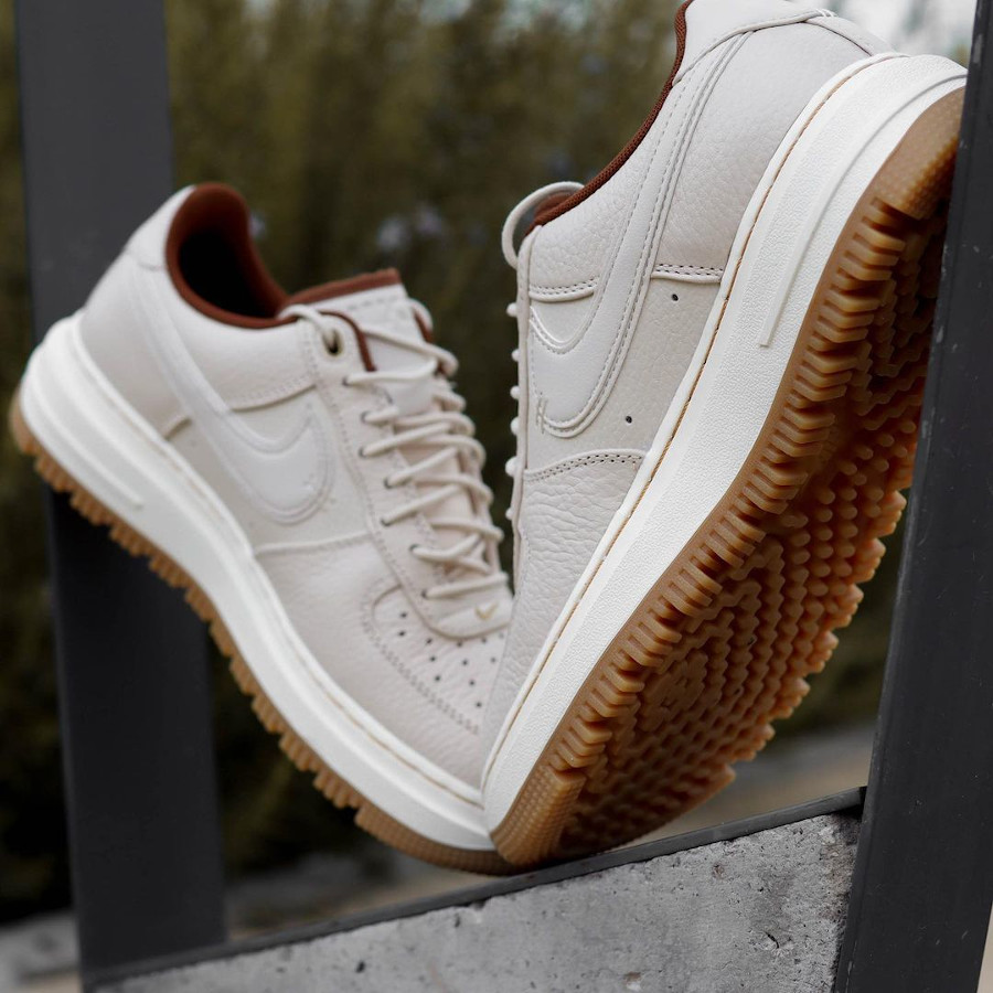 Nike Air Force 1 Lux City Boot beige (5)