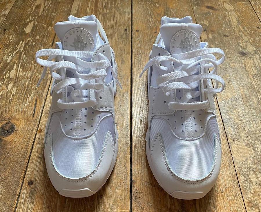 Nike Air Huarache 30th Anniversary blanc (1)