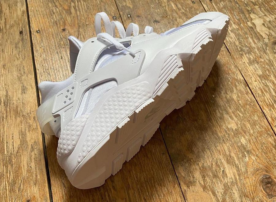 Nike Air Huarache 30th Anniversary blanc (2)