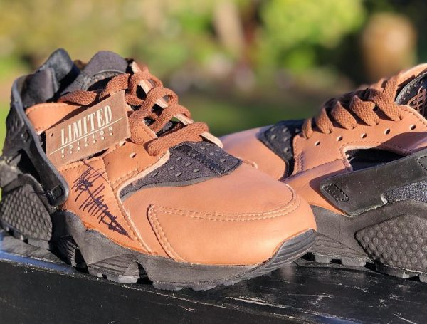Nike Air Huarache LE Toadstool Chestnuts vintage 1992