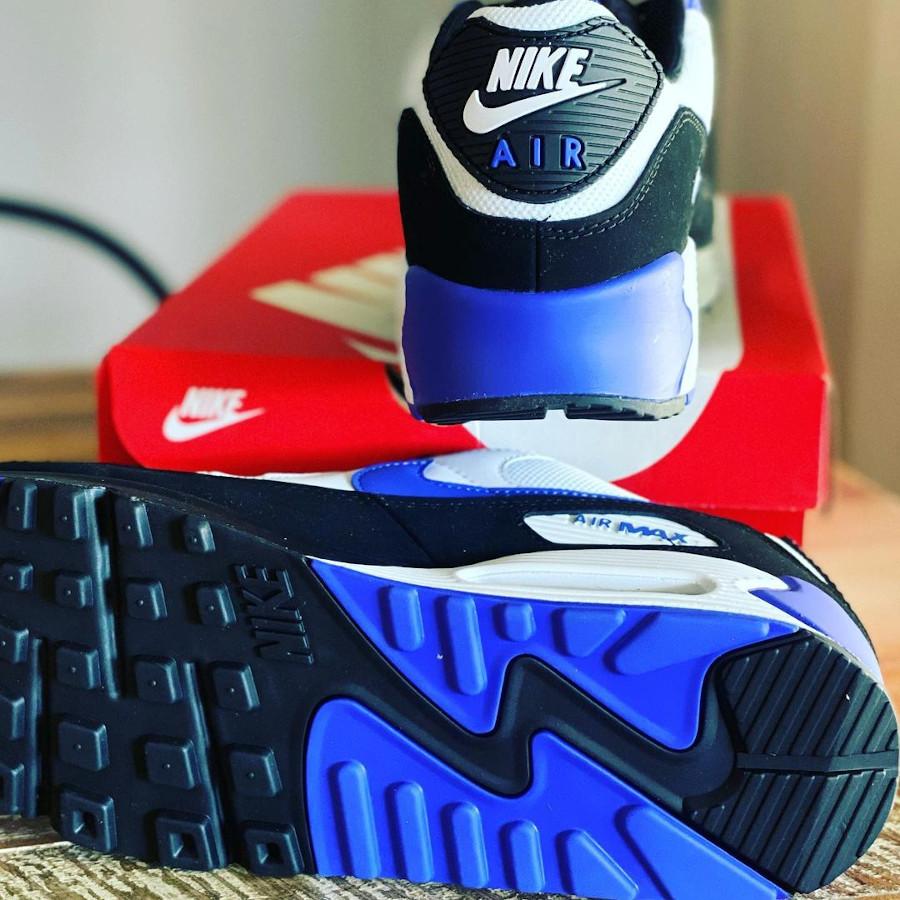 Nike Air Max 3 noire blanche et pourpre (3)