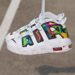 Nike Air More Uptempo Love Peace & Swoosh Pack