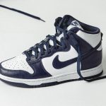 Nike Dunk High OG 'Villanova' Midnight Navy 2021